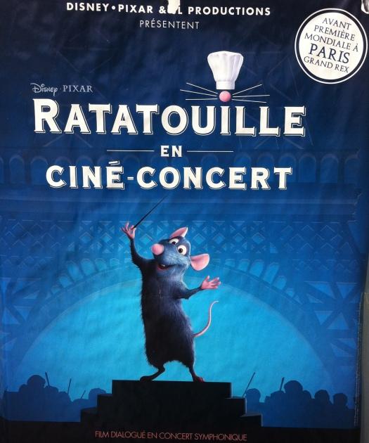 Ratatouille y su batuta | Tour 2015