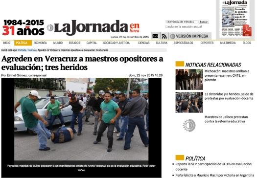 Equipo México | Grupos de Choque