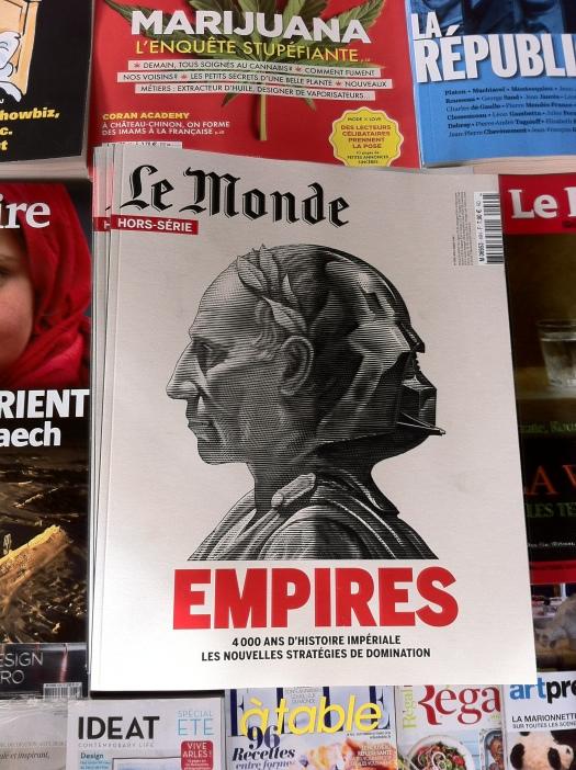Le Monde | Empires
