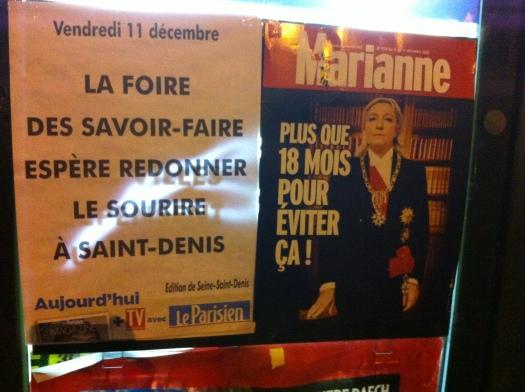 Marianne | La foire