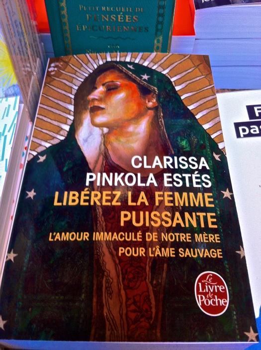 Uso justo de la portada de un libro de bolsillo aun por traducirse al Castellano | Poderosa portada para preparar [quizás] a las más pudientes.