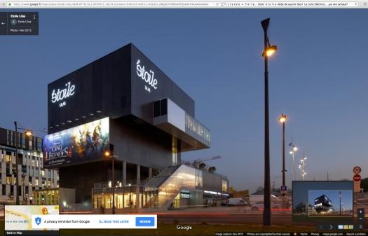Uso justo de un plan por los interwebs para hacer mención que el premio más prestigioso ... fue otorgado al arquitecto Alejandro