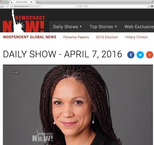 MHP | Democracy Now!