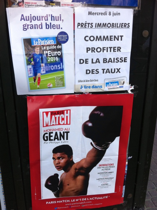 Knock-out Goals and how to profit on the Parisian Real Estate Market. | Foto capturada por armando segovia enfrente de un McDo en el ayuntamiento de Seine-Saint-Denis… CopyLeft (2016).