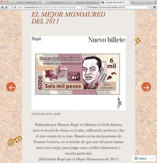 Hello Ed. | Cordialmente, su amigo: Ernesto Cordero.