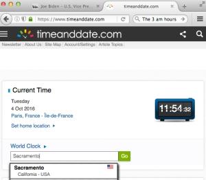[Context will follow, probably tomorrow] | Uso justo de las 3 de la madrugada en Sacramento, California —Eureka!!!