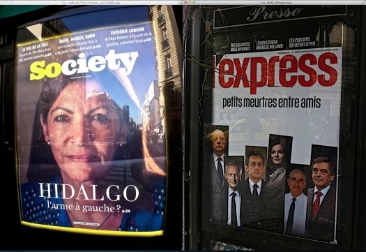 En el Siglo XXI, Los Watchtowers se pueden ver a través de los newstands. | Fotos capturadas por armando segovia / segoviaspixes (2011-2016). CopyLeft.