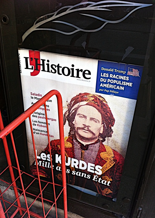 [Morphing is now in progress…] Uso justo de los newSStands.