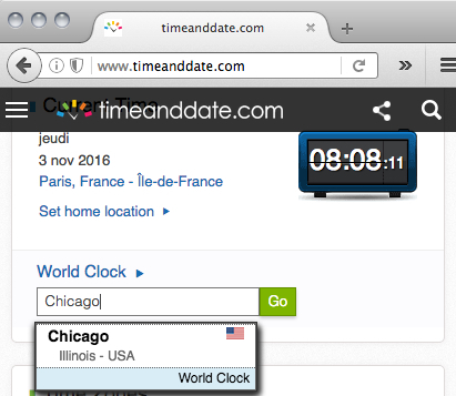 TimeStamp. 8 minutes after the hour. Uso justo de La Serie Mundial —2016, y de un reloj.