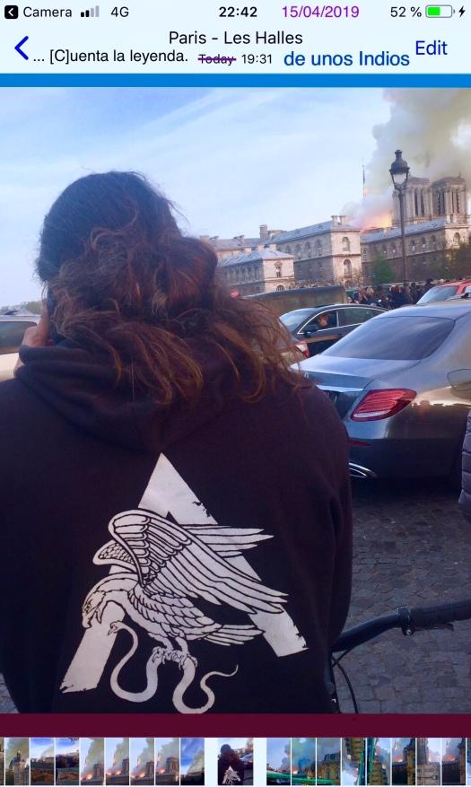Le Coq de Notre–Dame de Paris