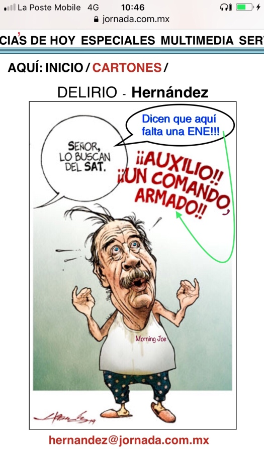 Monsieur Le Renard